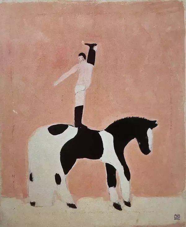 常玉:孤独的大师,一生在黑暗的小屋中,绝笔作品被拍出近2亿天价插图81