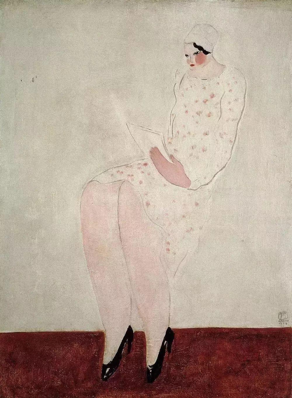 常玉:孤独的大师,一生在黑暗的小屋中,绝笔作品被拍出近2亿天价插图82