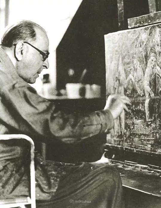 20世纪早期的欧洲现代主义者——阿尔伯特·布洛赫插图1