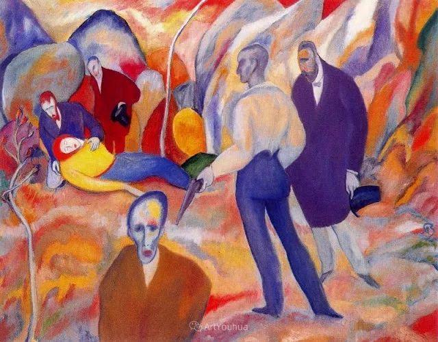 20世纪早期的欧洲现代主义者——阿尔伯特·布洛赫插图2