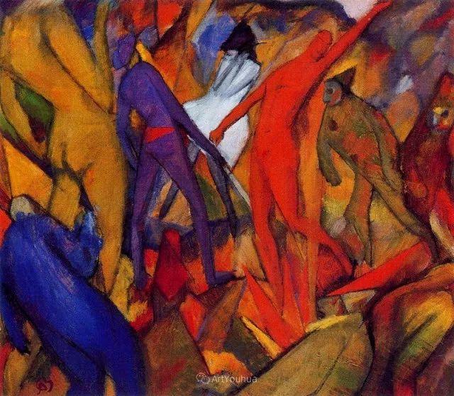 20世纪早期的欧洲现代主义者——阿尔伯特·布洛赫插图3