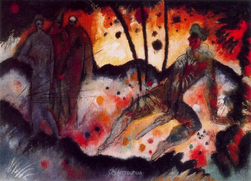 20世纪早期的欧洲现代主义者——阿尔伯特·布洛赫插图4