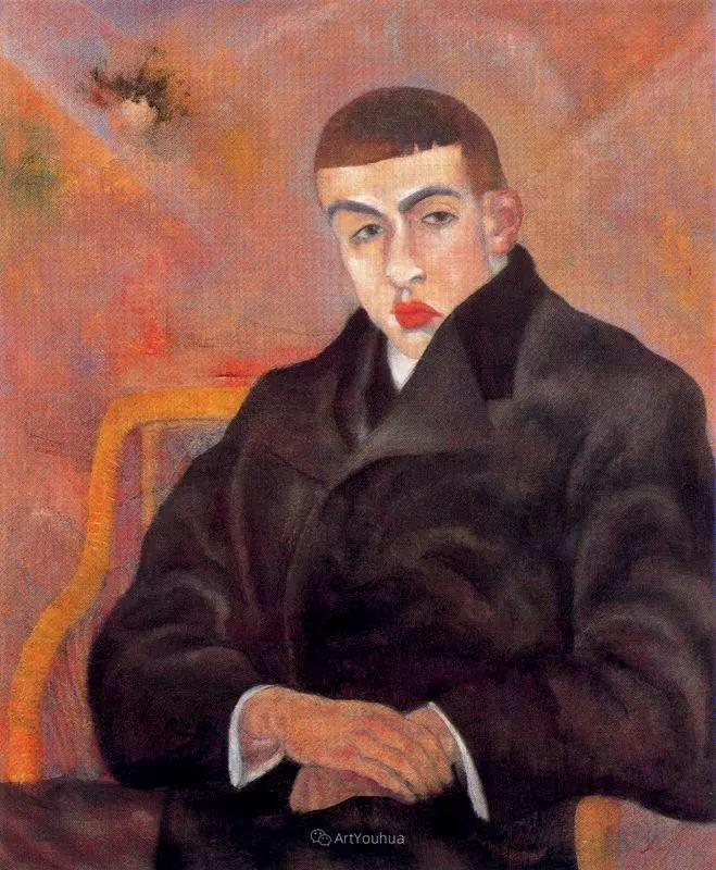 20世纪早期的欧洲现代主义者——阿尔伯特·布洛赫插图7