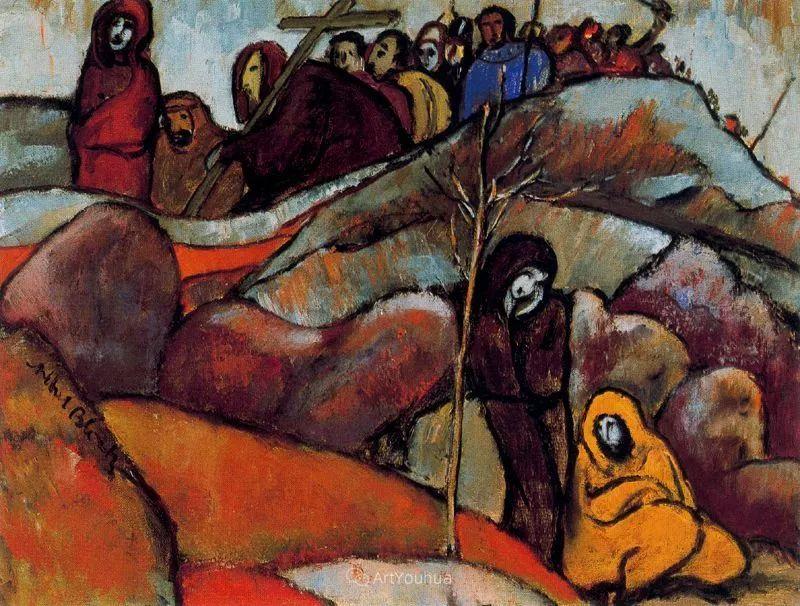 20世纪早期的欧洲现代主义者——阿尔伯特·布洛赫插图8
