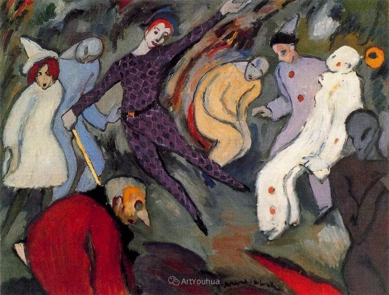 20世纪早期的欧洲现代主义者——阿尔伯特·布洛赫插图9