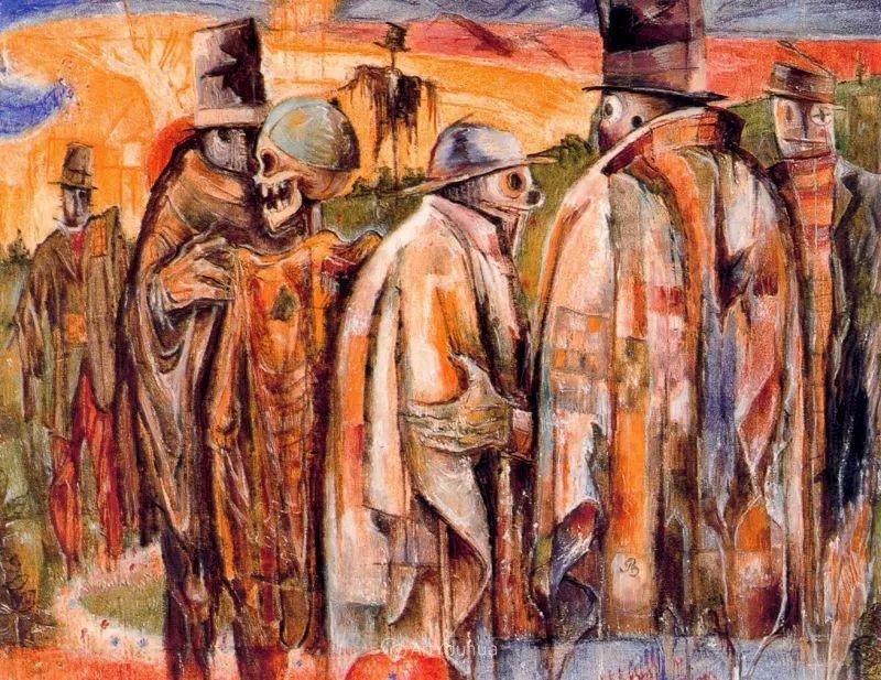 20世纪早期的欧洲现代主义者——阿尔伯特·布洛赫插图10