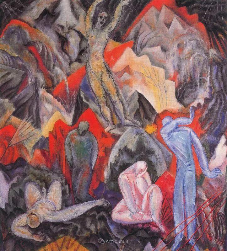 20世纪早期的欧洲现代主义者——阿尔伯特·布洛赫插图11