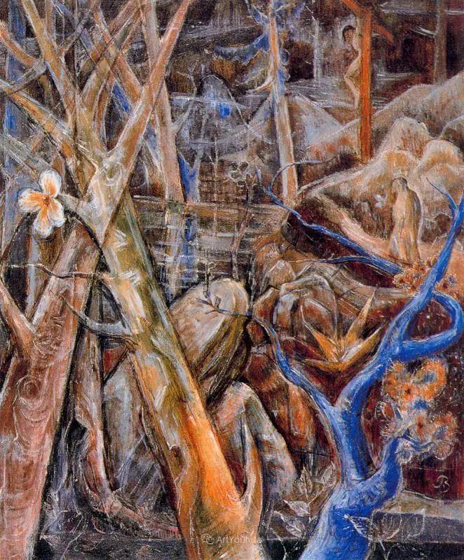 20世纪早期的欧洲现代主义者——阿尔伯特·布洛赫插图14