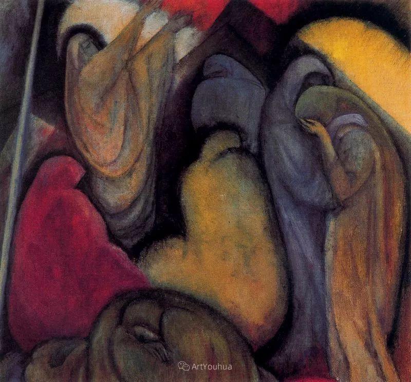20世纪早期的欧洲现代主义者——阿尔伯特·布洛赫插图17
