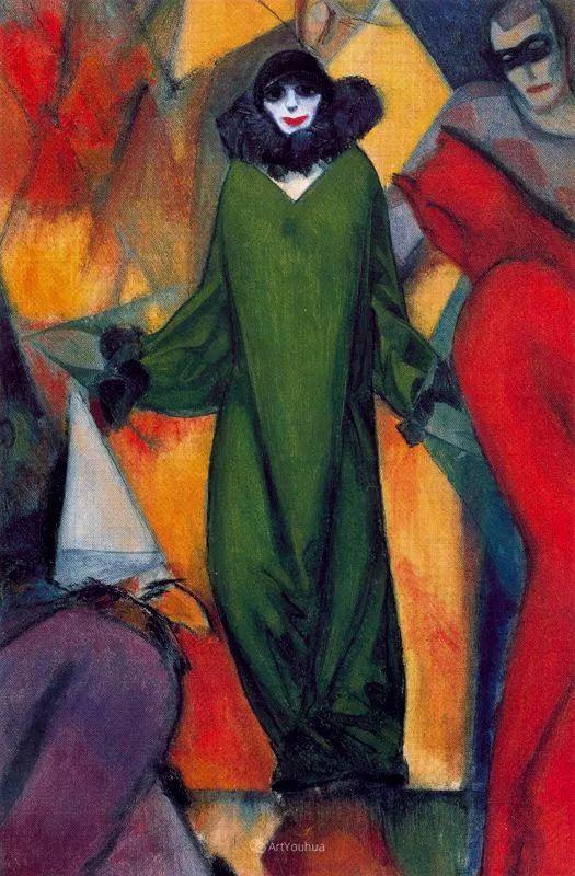 20世纪早期的欧洲现代主义者——阿尔伯特·布洛赫插图19