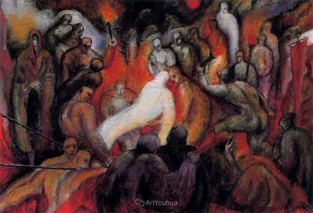 20世纪早期的欧洲现代主义者——阿尔伯特·布洛赫插图20