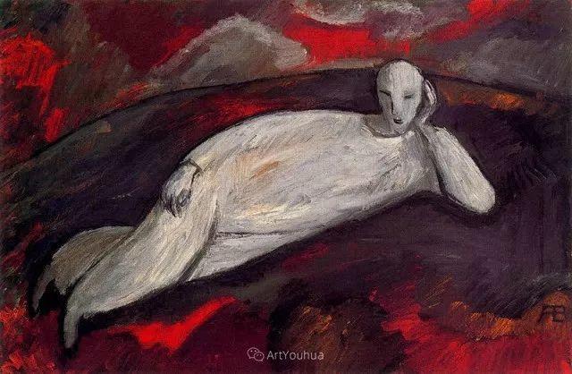 20世纪早期的欧洲现代主义者——阿尔伯特·布洛赫插图21