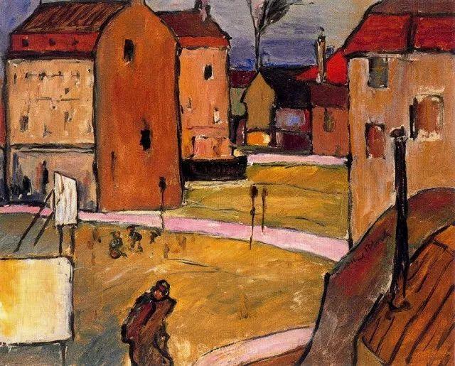 20世纪早期的欧洲现代主义者——阿尔伯特·布洛赫插图24