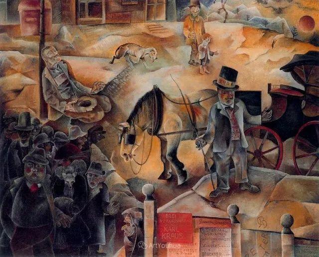 20世纪早期的欧洲现代主义者——阿尔伯特·布洛赫插图26