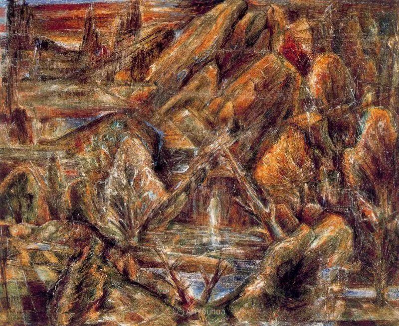 20世纪早期的欧洲现代主义者——阿尔伯特·布洛赫插图29