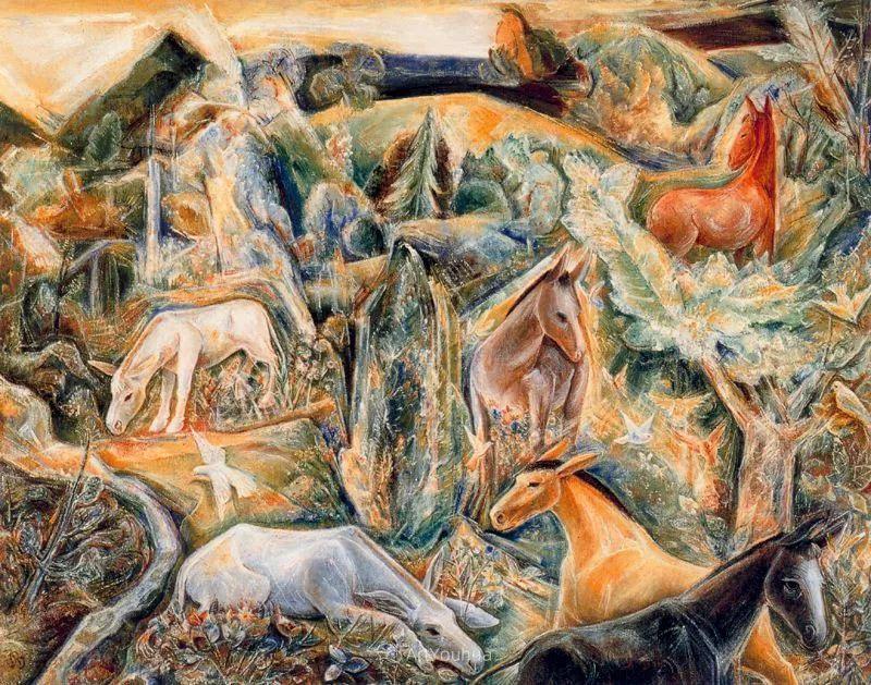 20世纪早期的欧洲现代主义者——阿尔伯特·布洛赫插图32