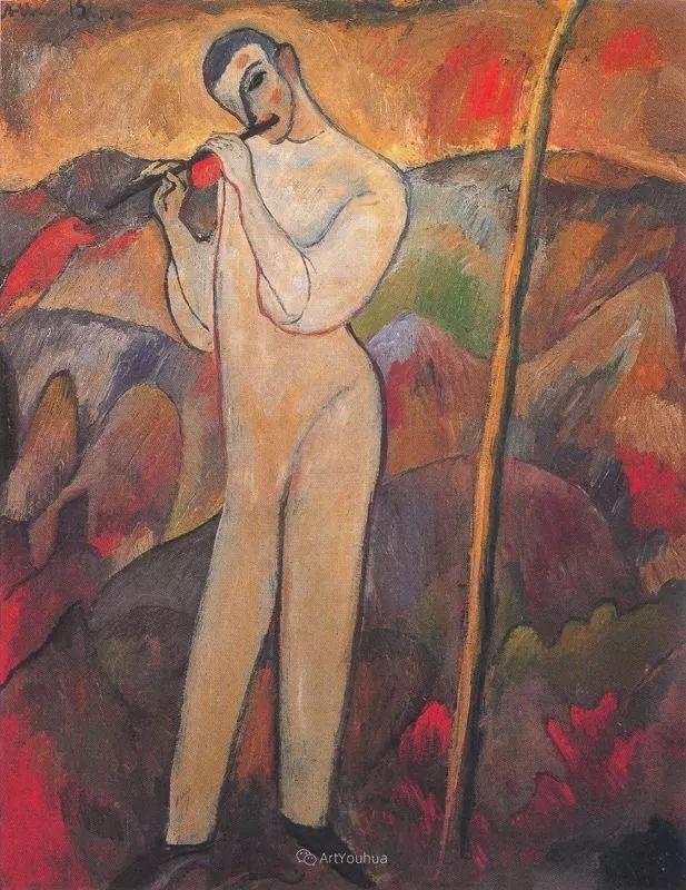 20世纪早期的欧洲现代主义者——阿尔伯特·布洛赫插图34