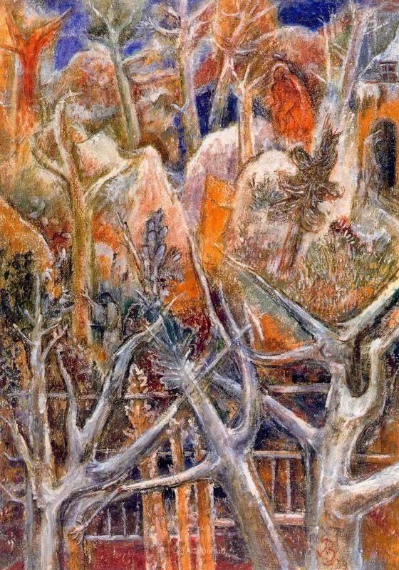 20世纪早期的欧洲现代主义者——阿尔伯特·布洛赫插图36