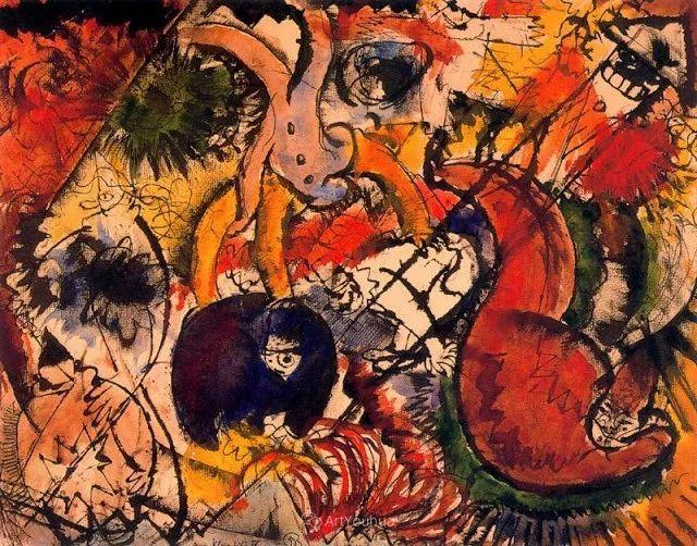 20世纪早期的欧洲现代主义者——阿尔伯特·布洛赫插图37