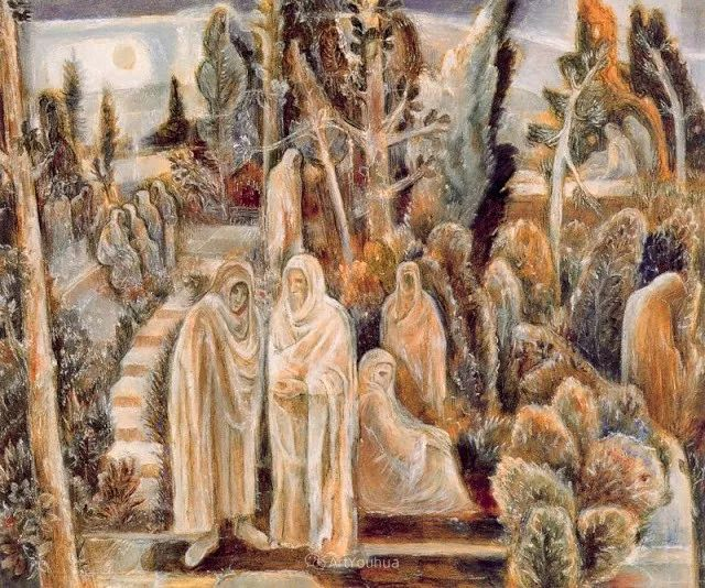 20世纪早期的欧洲现代主义者——阿尔伯特·布洛赫插图39