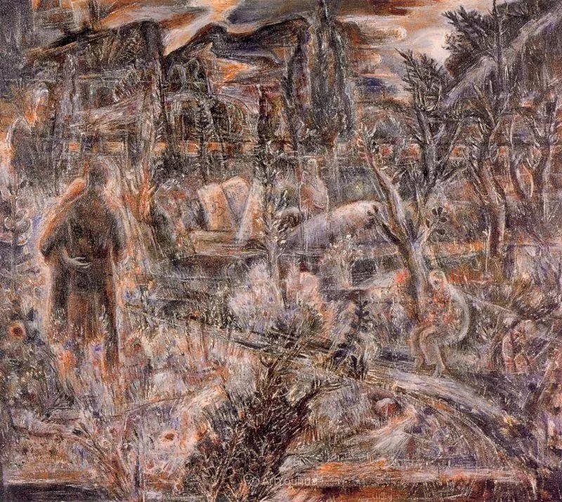20世纪早期的欧洲现代主义者——阿尔伯特·布洛赫插图43