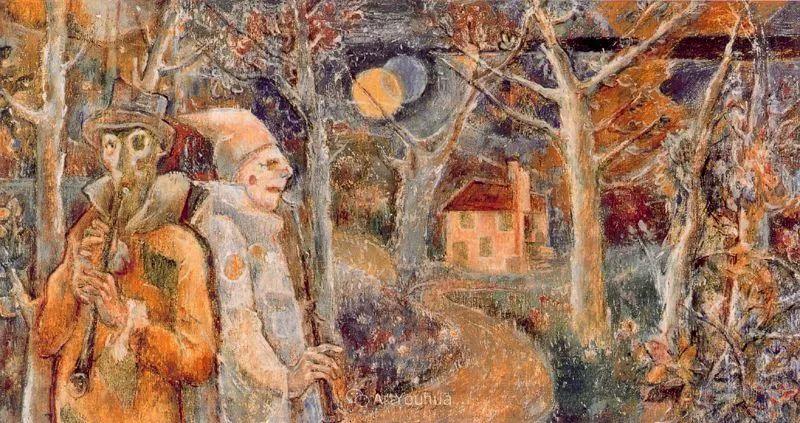 20世纪早期的欧洲现代主义者——阿尔伯特·布洛赫插图46
