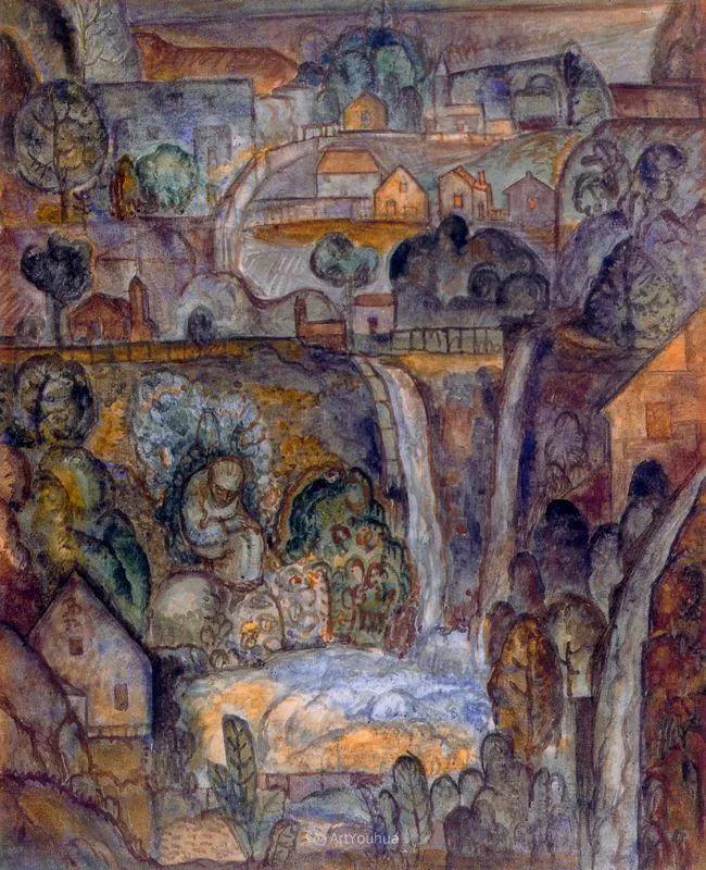 20世纪早期的欧洲现代主义者——阿尔伯特·布洛赫插图49