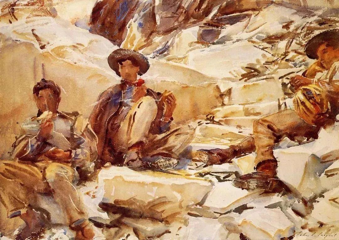 萨金特、索罗亚、佐恩——三位19世纪现代印象派大师插图11