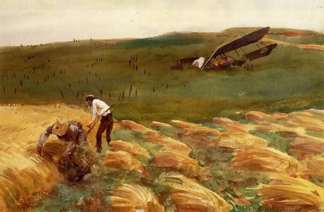 萨金特、索罗亚、佐恩——三位19世纪现代印象派大师插图15