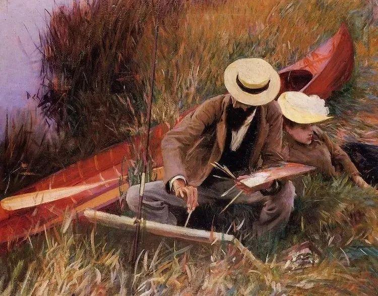 萨金特、索罗亚、佐恩——三位19世纪现代印象派大师插图19