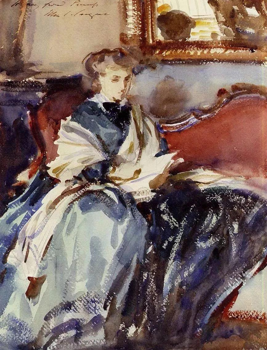 萨金特、索罗亚、佐恩——三位19世纪现代印象派大师插图24