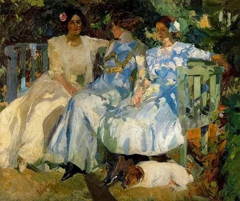 萨金特、索罗亚、佐恩——三位19世纪现代印象派大师插图43