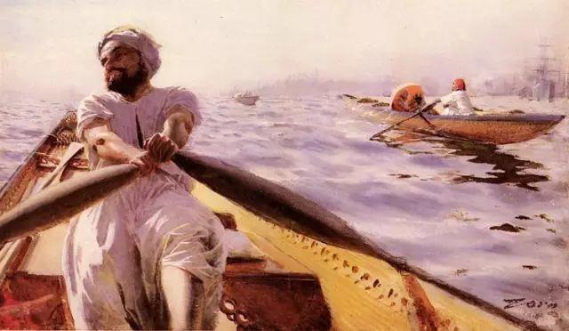 萨金特、索罗亚、佐恩——三位19世纪现代印象派大师插图52