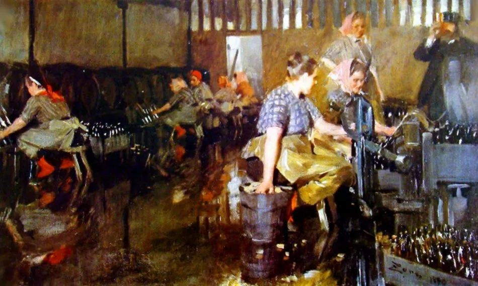 萨金特、索罗亚、佐恩——三位19世纪现代印象派大师插图56