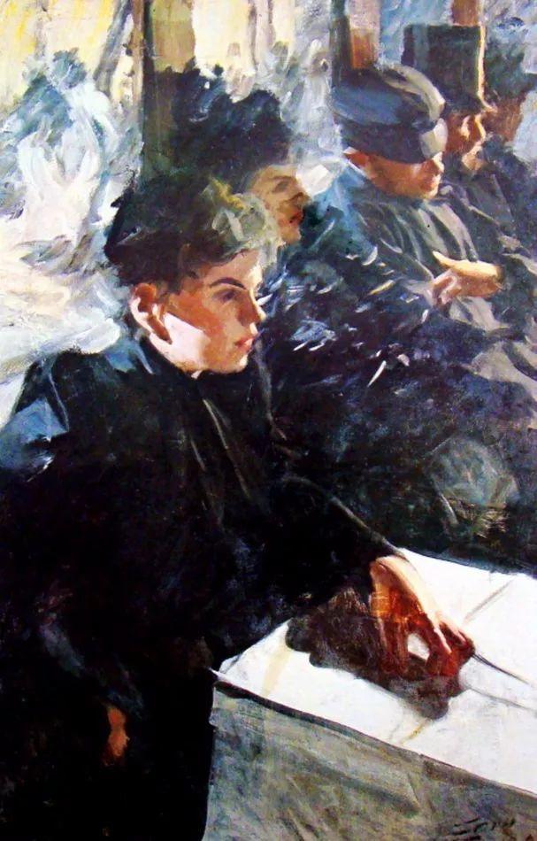 萨金特、索罗亚、佐恩——三位19世纪现代印象派大师插图58