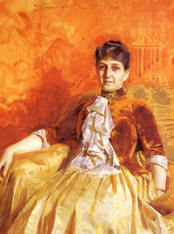 萨金特、索罗亚、佐恩——三位19世纪现代印象派大师插图62