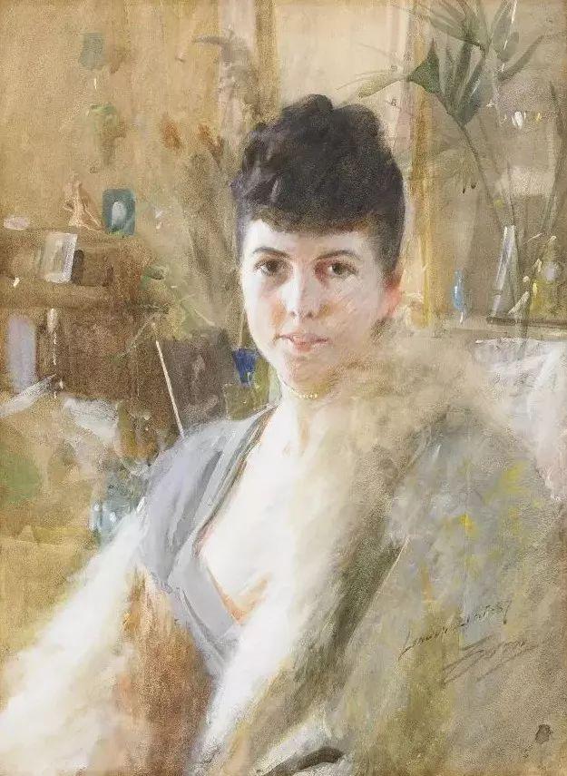 萨金特、索罗亚、佐恩——三位19世纪现代印象派大师插图66