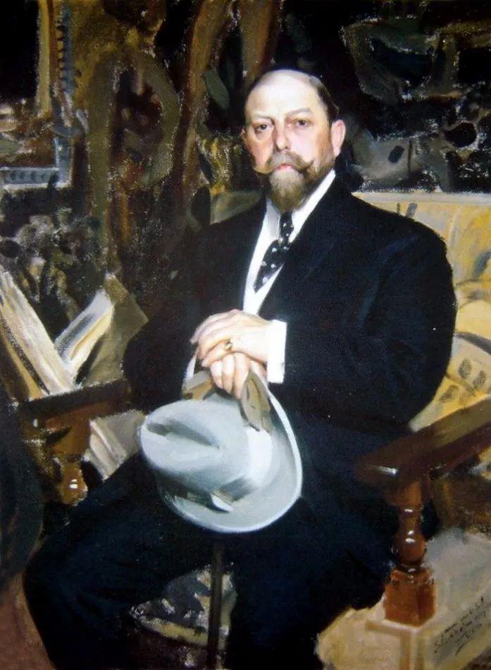 萨金特、索罗亚、佐恩——三位19世纪现代印象派大师插图70