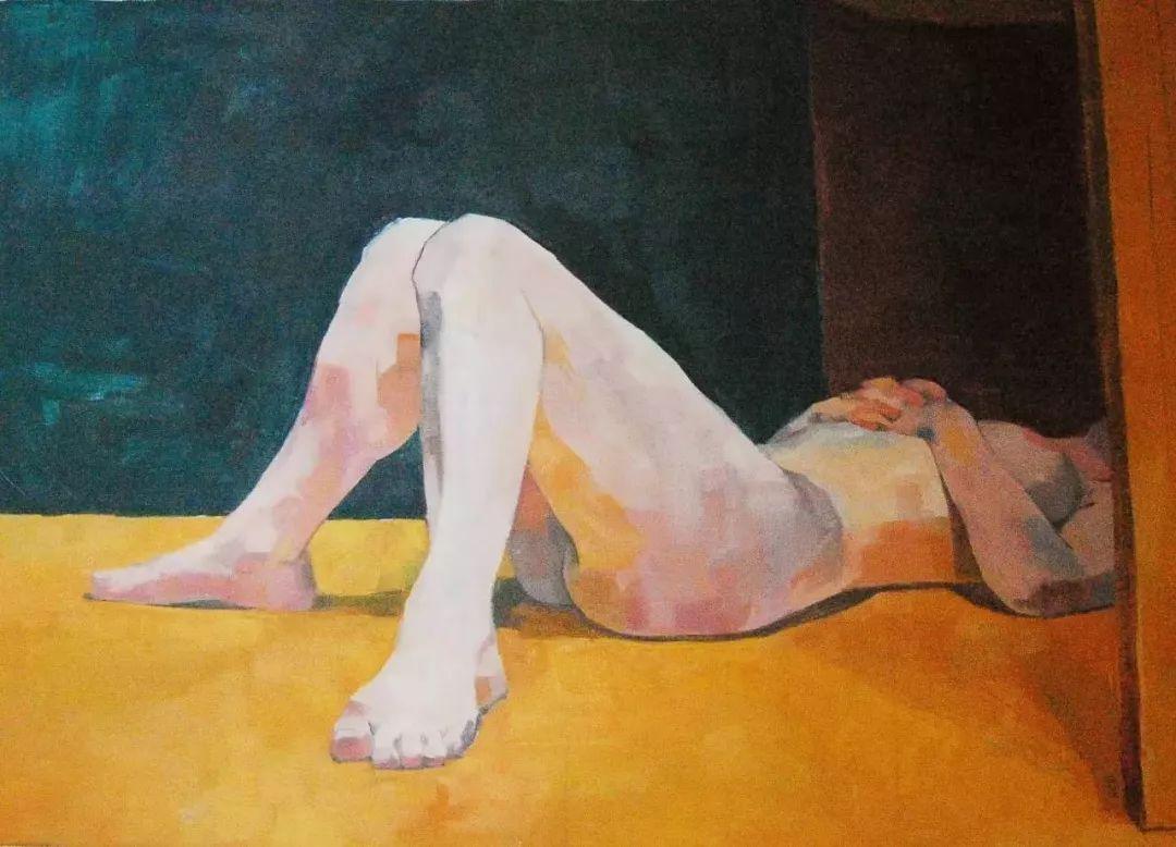 把牙膏画成人体的大师乌格罗:我是在画一个思想而非理想插图1