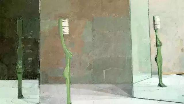 把牙膏画成人体的大师乌格罗:我是在画一个思想而非理想插图3