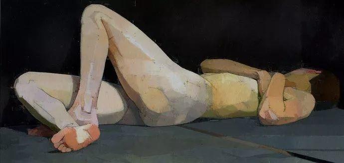 把牙膏画成人体的大师乌格罗:我是在画一个思想而非理想插图65