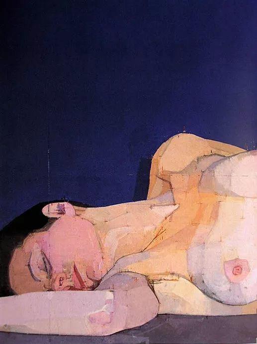 把牙膏画成人体的大师乌格罗:我是在画一个思想而非理想插图71