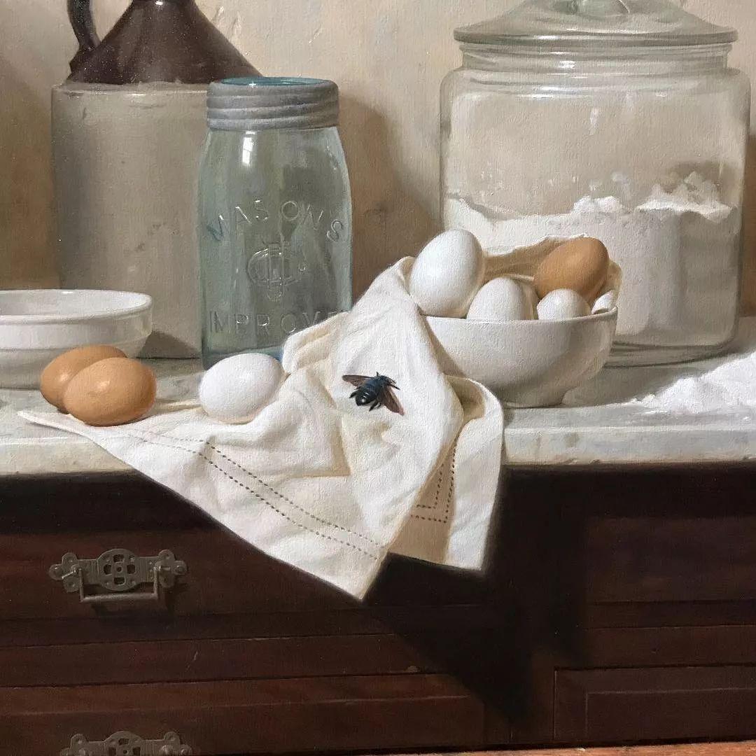 静物花卉 | 美国90后画家Grant Perry作品欣赏插图9