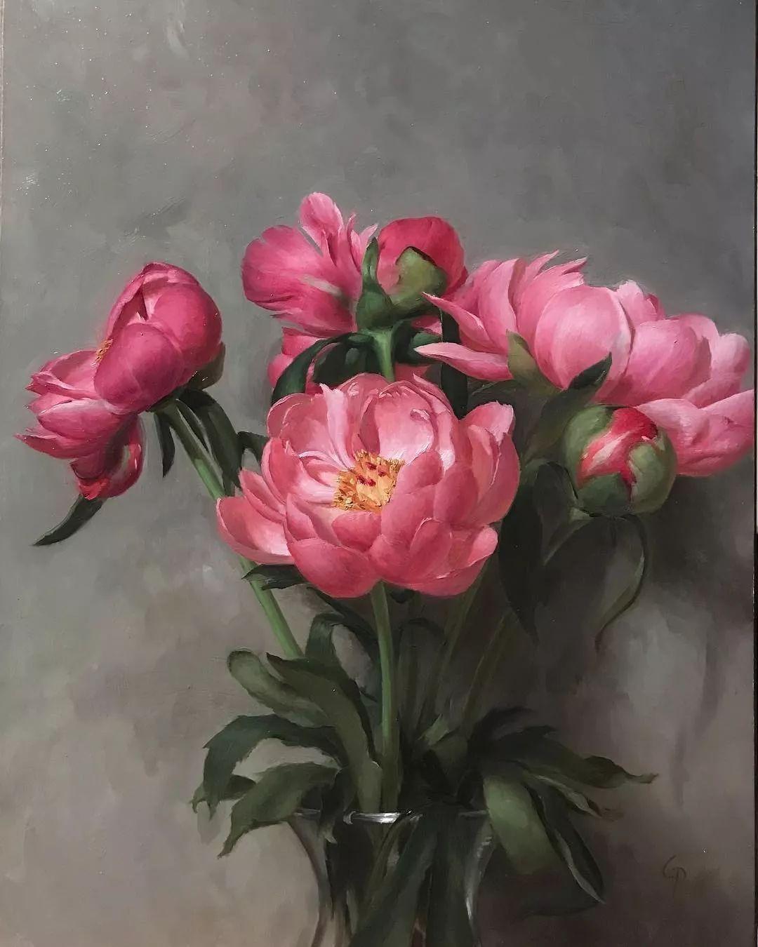 静物花卉 | 美国90后画家Grant Perry作品欣赏插图17