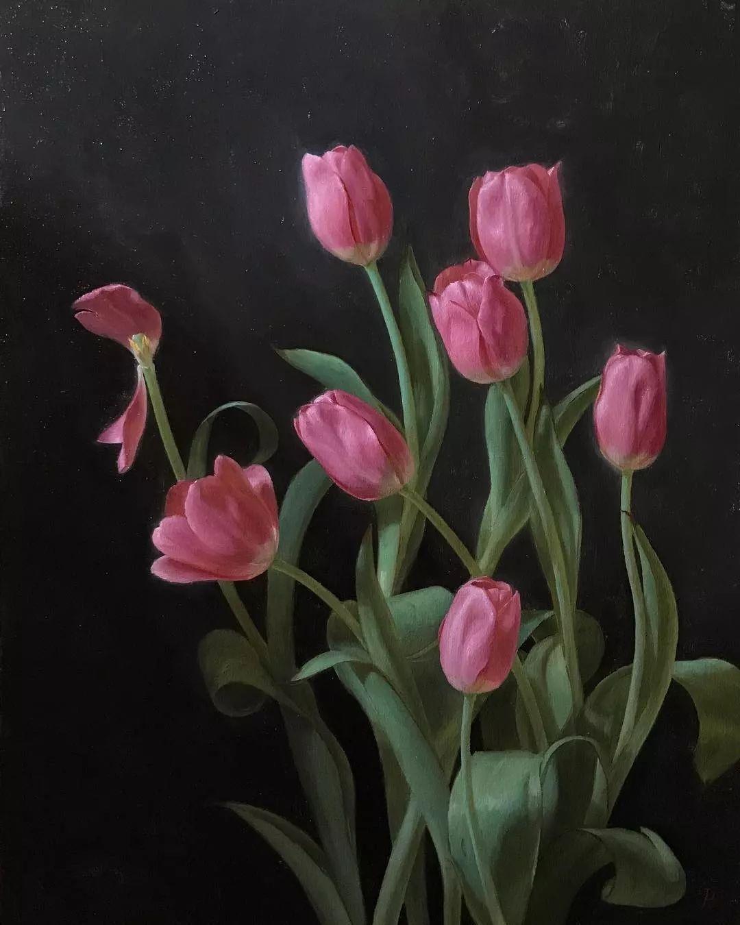 静物花卉 | 美国90后画家Grant Perry作品欣赏插图19