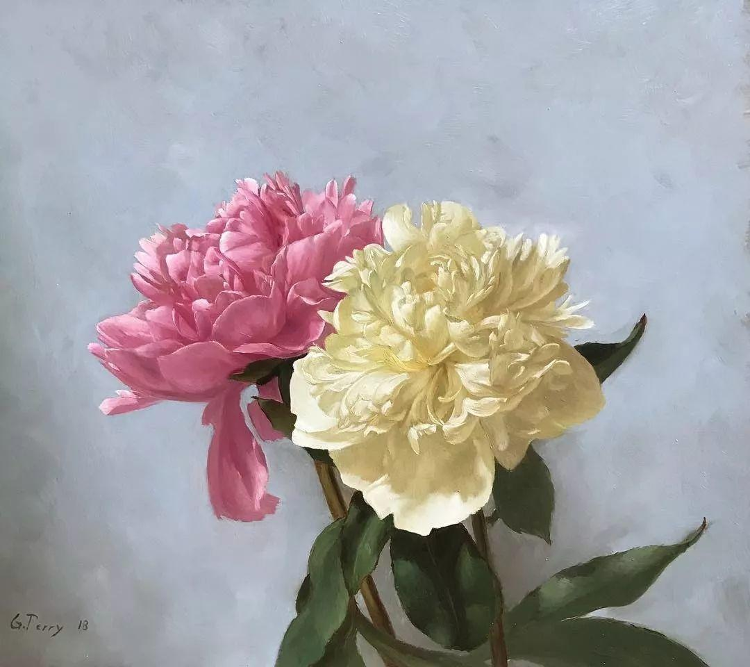 静物花卉 | 美国90后画家Grant Perry作品欣赏插图23
