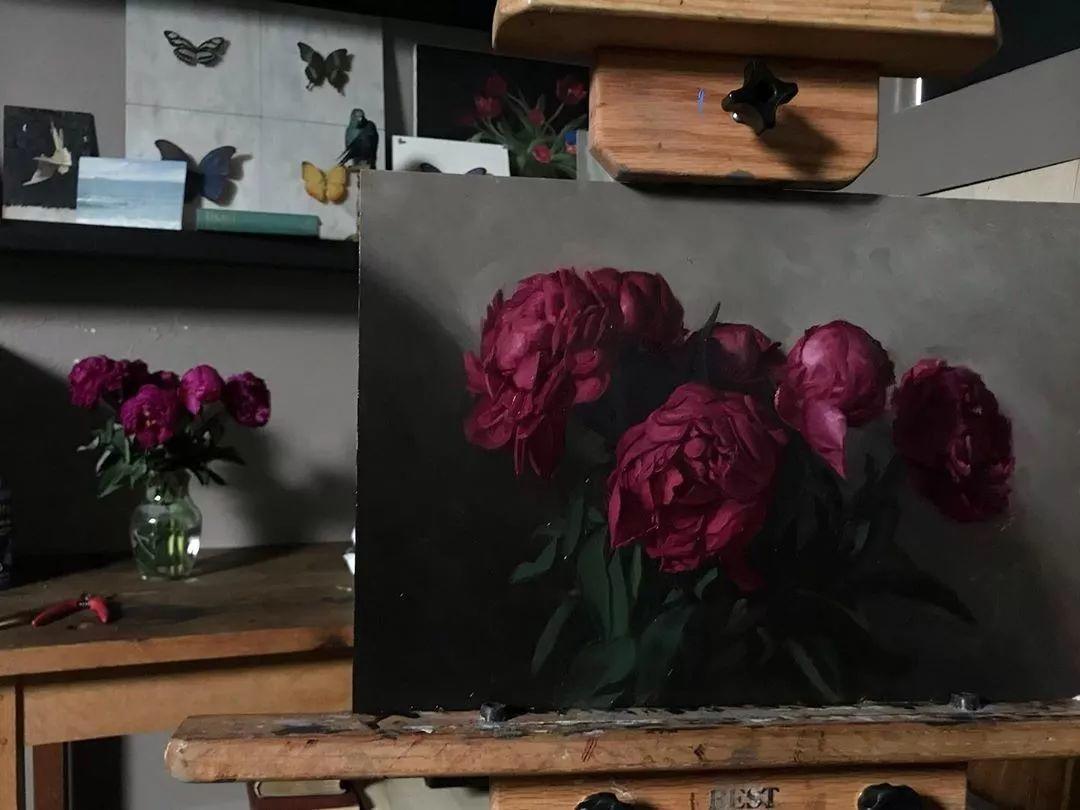 静物花卉 | 美国90后画家Grant Perry作品欣赏插图45