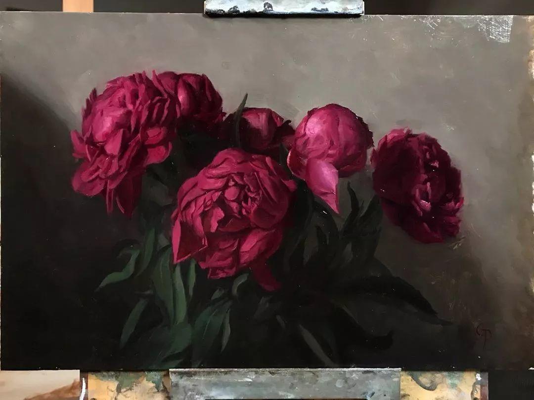 静物花卉 | 美国90后画家Grant Perry作品欣赏插图47