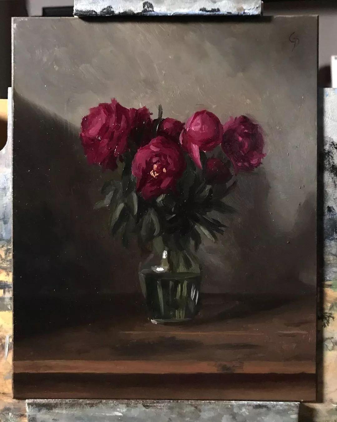 静物花卉 | 美国90后画家Grant Perry作品欣赏插图49