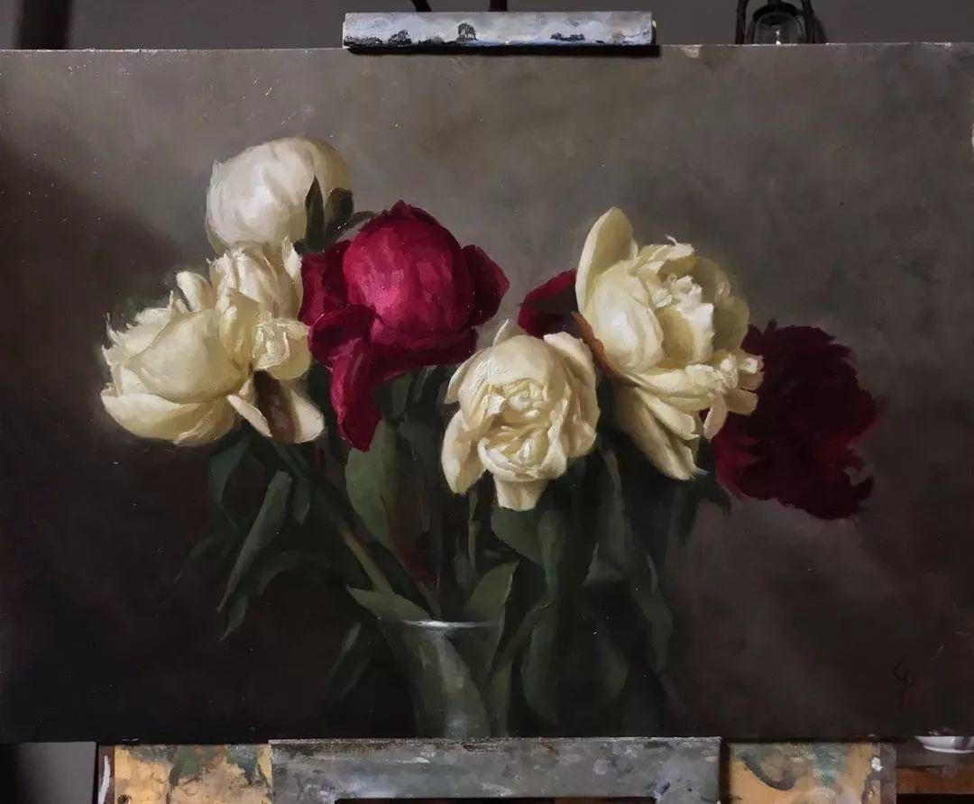 静物花卉 | 美国90后画家Grant Perry作品欣赏插图51